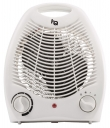HQ -Fanheater 1000 en 2000 watt